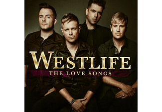 Westlife - The Love Songs - (CD)