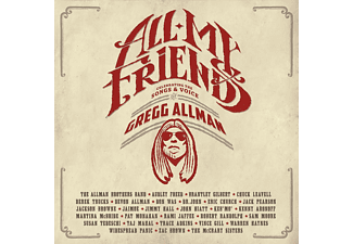 Gregg Allman - All My Friends: Celebrating The Songs And Voice [CD]
