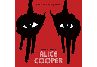Alice Cooper - Super Duper-Welcome To His Nightmare [Blu-ray + CD]