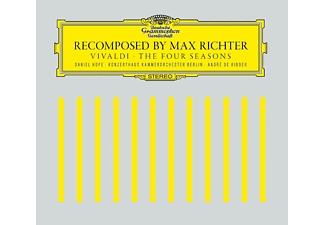Daniel/De Ridder/Konzerthaus Ko Berlin Hope - Recomposed By Max Richter/Vivaldi [CD]