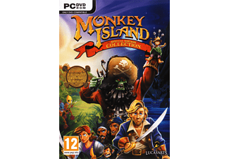 Monkey Island Special Edition Collection (PC)