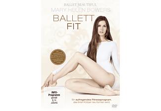 Mary Helen Bowers - Ballett Fit - (DVD)