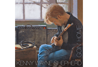 Kenny Wayne Shepherd - Goin' Home [CD]