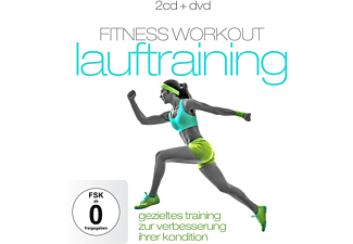 Various - Fitness Workout Lauftraining [CD + DVD]