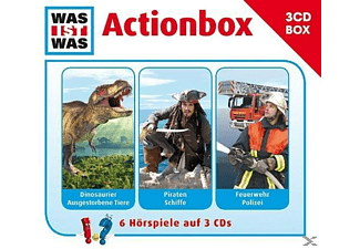 Was Ist Was - WAS IST WAS Actionbox - (CD)