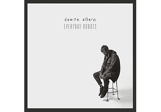 Damon Albarn - Everyday Robots (CD + DVD)