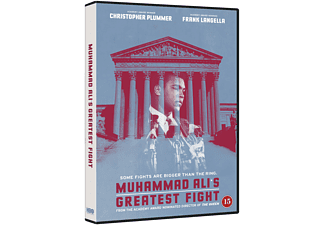 Muhammad Ali's Greatest Fight Drama DVD