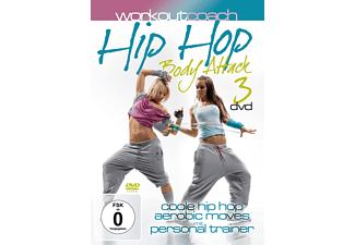 Workout Coach: Hip Hop Body Attack - (DVD)