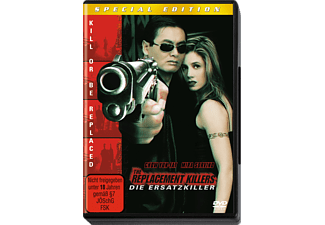 The Replacement Killers - Die Ersatzkiller - (DVD)