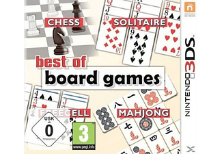 Best of Board Games - Nintendo 3DS