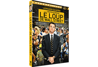 The Wolf of Wall Street (Franse versie) DVD