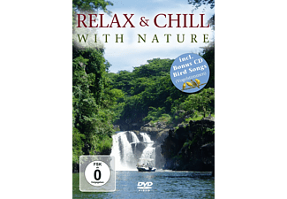 Relax & Chill With Nature [DVD + CD]