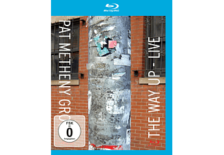 Pat Metheny Group - The Way Up-Live [Blu-ray]