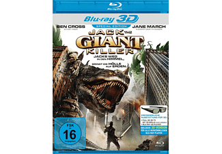 Jack The Giant Killer (3D-Special Edition) [3D Blu-ray]
