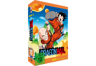 Dragonball –  Box 2 - (DVD)