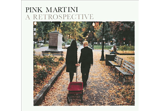 Pink Martini - A Retrospective (CD)