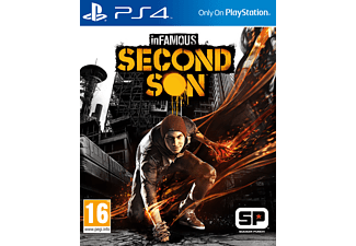 SONY EURASIA Infamous: Second Son PS4