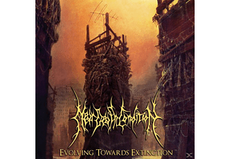 Near Death Condition - Evolving Towards Extinction [CD]