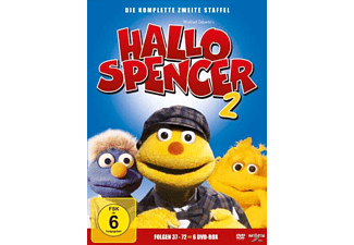 Hallo Spencer - Staffel 2 [DVD]