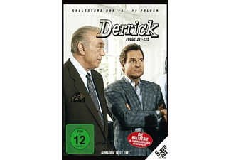 Derrick: Collector's Box Vol. 15 (Folge 211-225) [DVD]