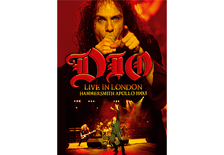Dio - Live In London - Hammersmith Apollo 1993 (DVD)