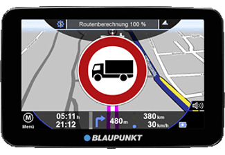 blaupunkt travelpilot 52 truck eu lmu pkw pkw mit. Black Bedroom Furniture Sets. Home Design Ideas