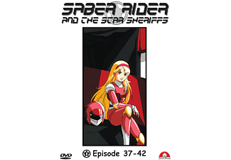 Saber Rider and the Star Sheriffs - Vol. 08 [DVD]