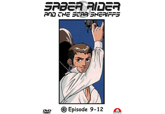 Saber Rider and the Star Sheriffs, Vol. 03 (Episoden 9-12) [DVD]