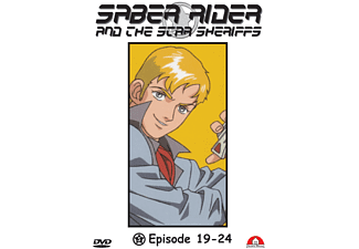 Saber Rider and the Star Sheriffs - Vol. 05 [DVD]