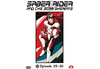Saber Rider and the Star Sheriffs - Vol. 06 [DVD]