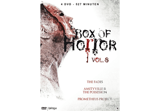Box Of Horror - Volume 8 | DVD