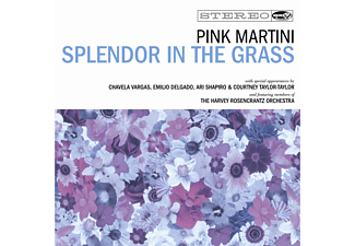 Pink Martini - Splendor In The Grass (CD + DVD)