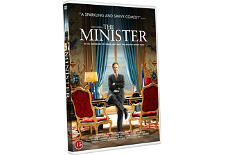 The Minister Komedi DVD