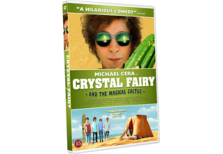 Crystal Fairy Komedi DVD