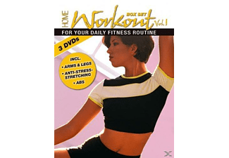 Home Workout Vol.1 [DVD]