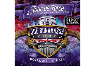 Joe Bonamassa - Tour De Force-Royal Albert Hall [Vinyl]