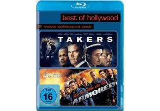 Armored / Takers (Best Of Hollywood) - (Blu-ray)