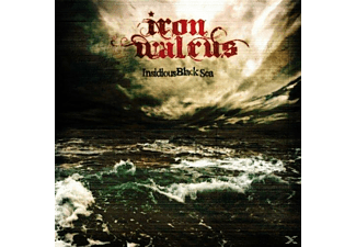 Iron Walrus - Insidious Black Sea - (Vinyl)
