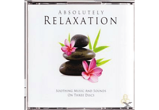 VARIOUS - Absolutely Relaxation - (CD)