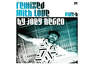 VARIOUS - Remixed With Love By Joey Negro - (Vinyl)