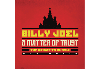 Billy Joel - A Matter Of Trust: The Bridge To Russia: The Music [CD]