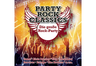 Various - Party Rock Classics-Die Große Rock Party! - (CD)