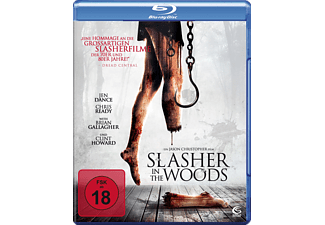 Slasher In The Woods - (Blu-ray)