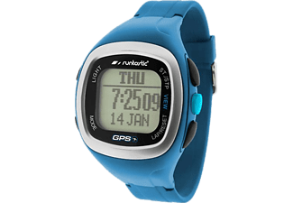 runtastic gps watch and heart rate monitor blau pulsmesser. Black Bedroom Furniture Sets. Home Design Ideas
