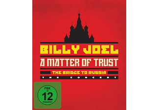 Billy Joel - A Matter of Trust: The Bridge to Russia: The Concert - (DVD)