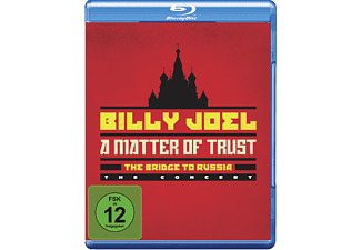 Billy Joel - A Matter of Trust: The Bridge to Russia: The Concert - (Blu-ray)