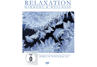 Various - Musik DVD - Meditation: Feel The Spirit Of Winter And Ice [DVD]