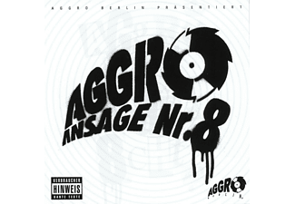 Various - Aggro Ansage Nr.8 [CD]
