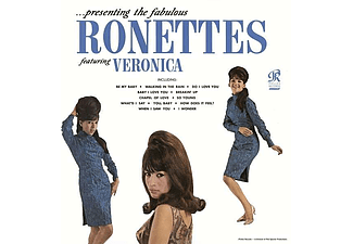 The Ronettes - Presenting The Fabulous.. (Vinyl LP (nagylemez))