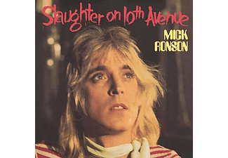 Mick Ronson - Slaughter On 10th Avenue (Vinyl LP (nagylemez))